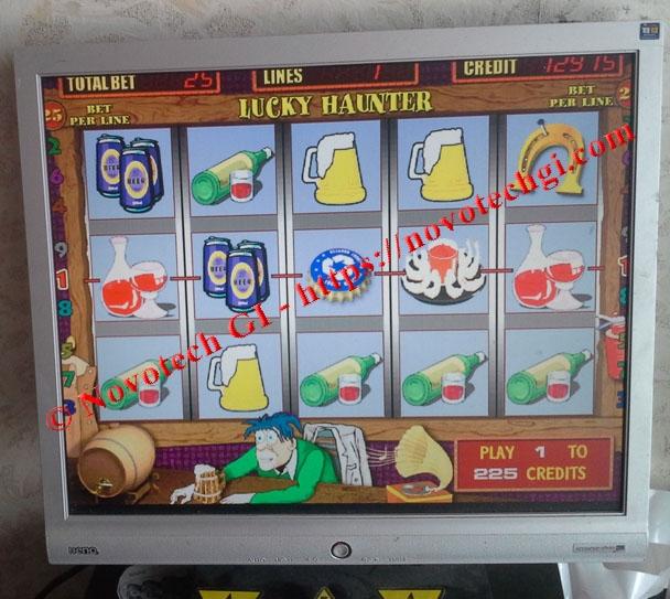 Игровое автоматы игры 2005