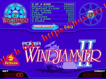 Poker Windjammer2
